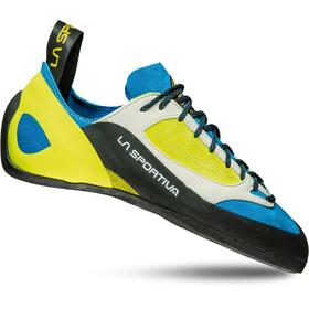 La Sportiva Finale Climbing Shoes sulphur/blue